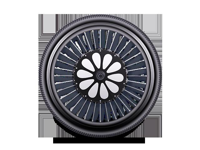 One wheel BX series