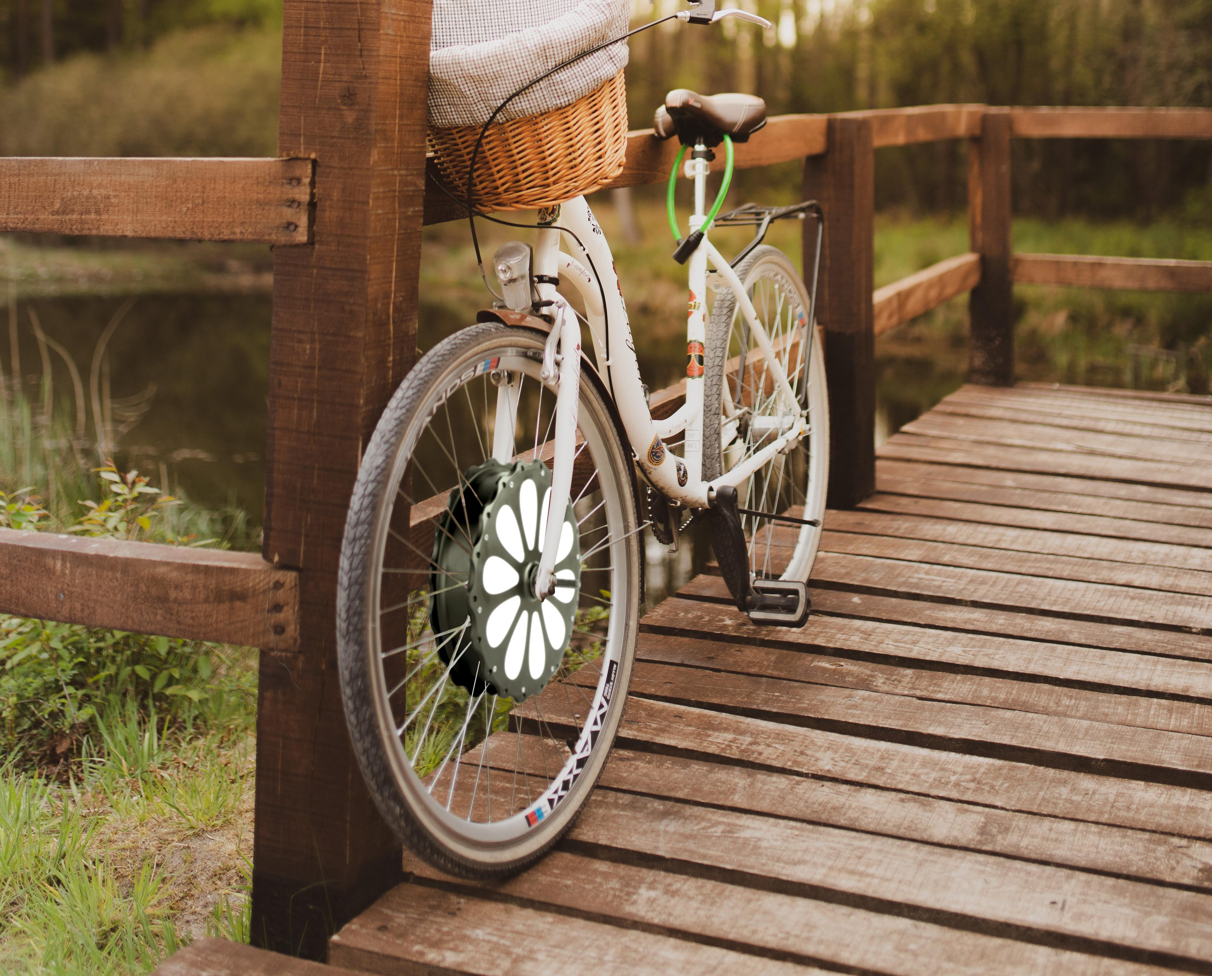Lvbu wheel-the first choice for commuting