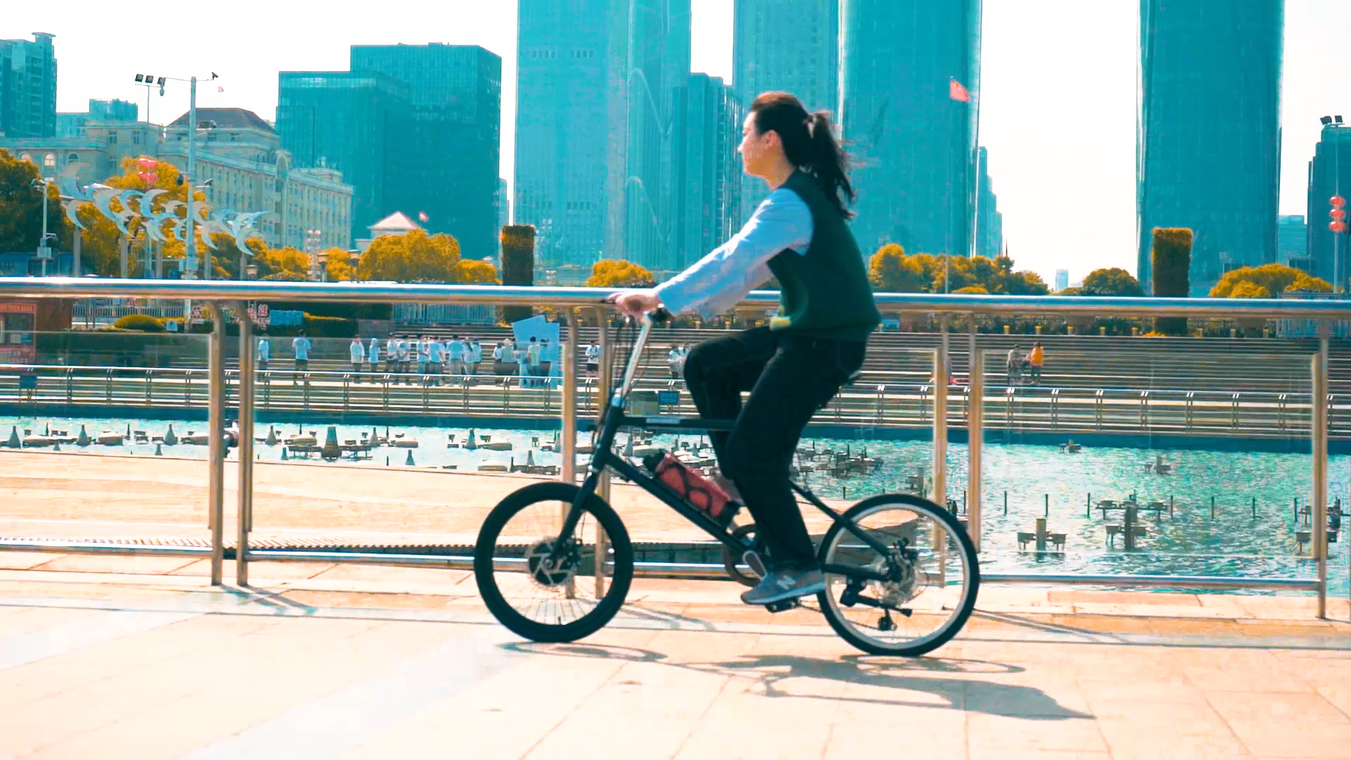 KF series Ebike kit promotion video